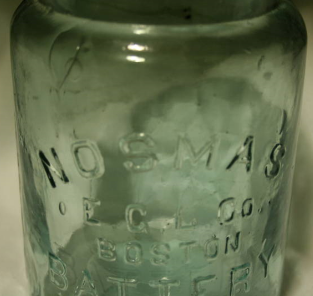 Antique Battery Jars