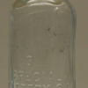 Edison Battery Oil Bottle - earlier cork top variant