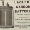 LaClede Carbon Battery 1890