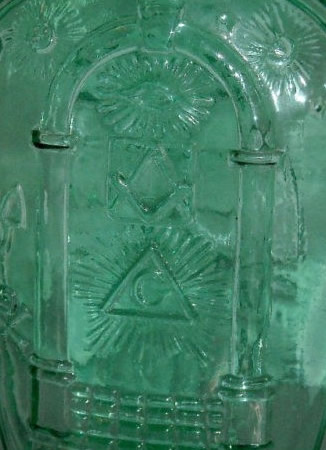 Old Sturbridge Village Glass Flasks 42